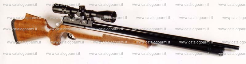 Carabina Air Arms modello S 410 Xtra hi-power (14474)
