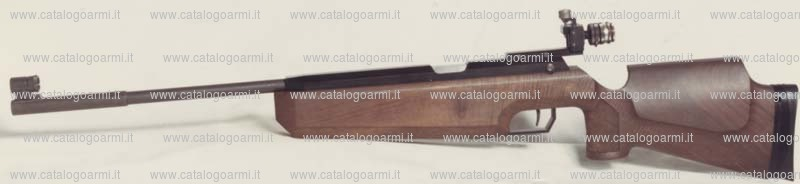 Carabina Air Match modello C. U. 450 (1732)