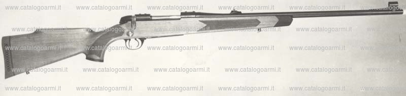 Carabina B.S.A. (Birmingham Small Arms Co.) modello CF. 2 (1977)