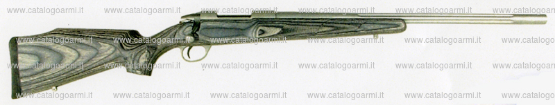 Carabina SAKO LTD modello 75 Custom single shot (15043)
