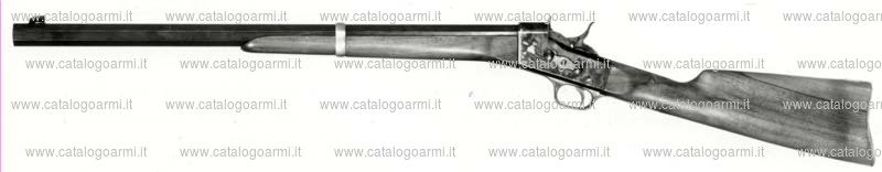 Fucile PEDERSOLI DAVIDE & C modello Remington rolling block Carbine (3525)