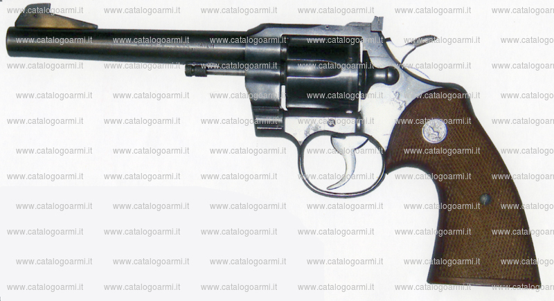 Pistola Colt modello Officers Match (15208)
