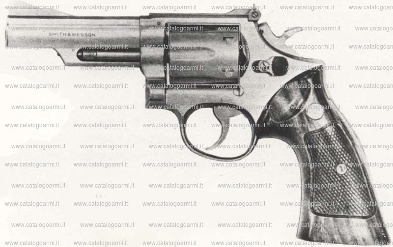 Pistola Smith & Wesson modello 66 Combat Magnum Stainless (160)