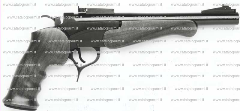 Pistola Thompson Center Arms modello Encore pistol (tacca di mira regolabile) (10133)