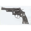 Pistola Smith & Wesson 27 (finitura nickel)