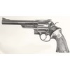 Pistola Smith & Wesson 29 (finitura nickel)